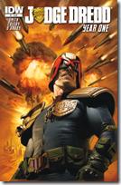 Judge Dredd: Year One 2