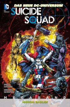 Suicide Squad Megaband 1