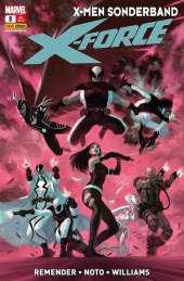 X-Men Sonderband: Die Neue X-Force 8
