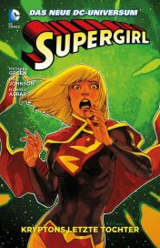 Supergirl TPB 1: Kryptons letzte Tochter HC