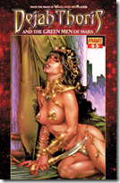 Dejah Thoris & Green Men of Mars 5