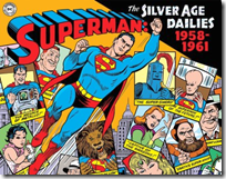 Superman Silver Age Newspaper Dailies HC