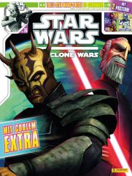 Star Wars The Clone Wars Magazin 50