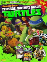 Teenage Mutant Ninja Turtles Magazin 3