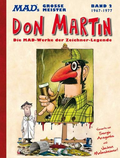 MAD's grosse Meister: Don Martin 2 - 1967-1977