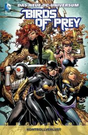 Birds of Prey Megaband 1 (DC Annual 6)