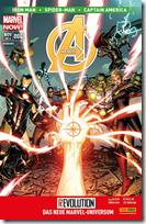 Avengers 4 (Marvel NOW)