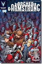 Archer & Armstrong 14