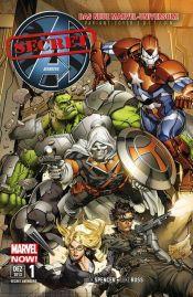 Secret Avengers 1 (Variant)