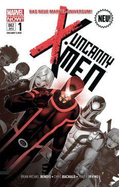 Uncanny X-Men Sonderband 1: Die neue Revolution