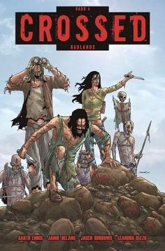 Crossed 4: Badlands 1