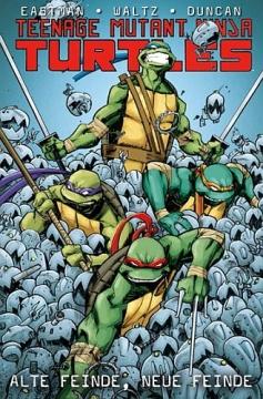 Teenage Mutant Ninja Turtles 2: Alte Feinde, neue Feinde