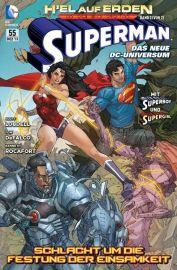 Superman Sonderband 55: H'el Auf Erden II