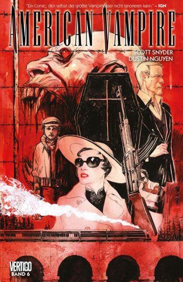 American Vampire 6: Herr der Albträume