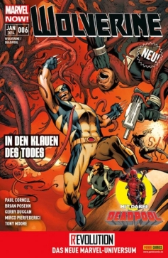 Wolverine / Deadpool 6