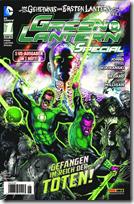 Green Lantern Special 1: Das Geheimnis der ersten Lantern