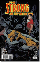 Tom Strong & Planet of Peril 6
