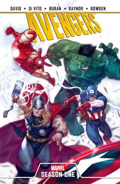Marvel Season One: Avengers