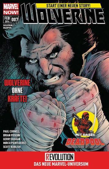 Wolverine/Deadpool 7