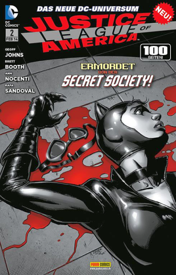 Justice League of America Heft 2