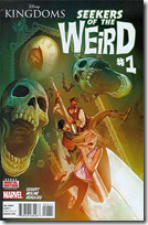 Disney Kingdoms: Seekers of Weird 1