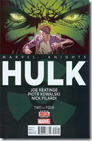 Marvel Knights: Hulk 2