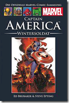 Marvel Collection 21: Captain America – Wintersoldat