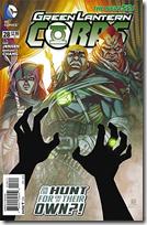 Green Lantern: Corps 28