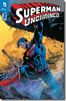 Superman Unchained 1 - Variant 1