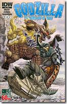 Godzilla: Rulers o/t Earth 9