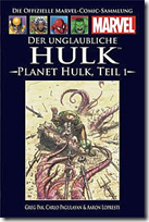 Hachette Marvel Collection 23: Hulk: Planet Hulk - Teil 1
