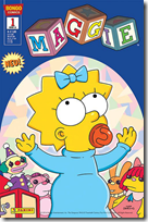 Simpsons One Shots: Maggie