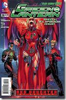 Green Lantern / Red Lanterns 28