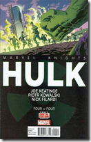 Marvel Knights: Hulk 4 (of 4)
