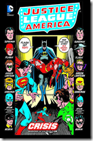 Justice League of America: Crisis 3 HC