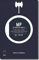 Manhattan Projects 20