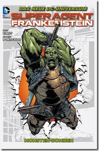 Superagent Frankenstein 2 (von 2): Monster-Bomben