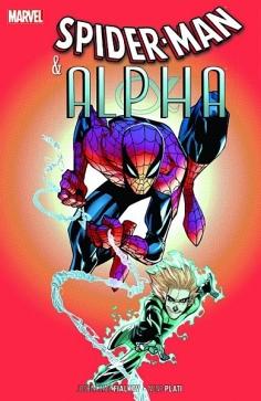 Spider-Man und Alpha