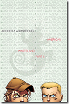 Archer & Armstrong 21