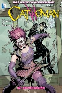 Catwoman 5: Im Untergrund