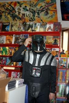 Schizophrener Vader