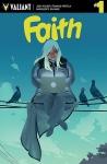 Faith #1 | © VALIANT ENTERTAINMENT LLC