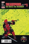 Deadpool Mercs for Money #1 | © MARVEL COMICS