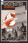 Ghostbusters International #1 | © IDW PUBLISHING