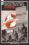 Ghostbusters International #1 | © IDW PUBLISHING