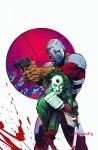 Suicide Squad Wanted Deadshot Katana #1 | © DC COMICS