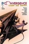Convergence – Kampf der Welten Sonderband 2   © Panini Comics