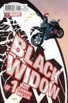Black Widow #1 | © MARVEL Comics