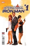 International Iron Man #1 | © MARVEL Comics