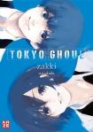 Tokyo Ghoul Zakki – Artbook | © Kazé